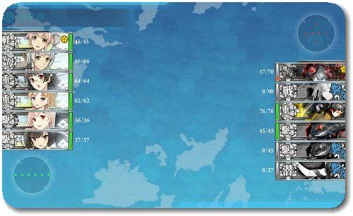 旗艦「由良」、抜錨! 5-1