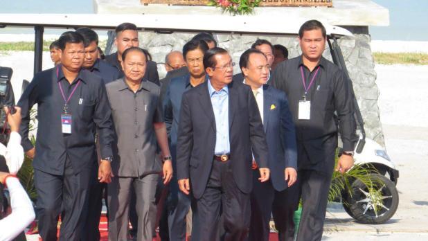 inauguration The Royal Sand Koh Rong8