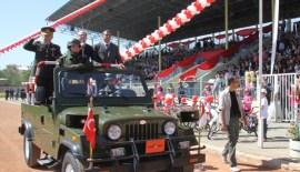 23 Nisan Ulusal Egemenlik Çocuk Bayramı Coşkuyla Kutlandı