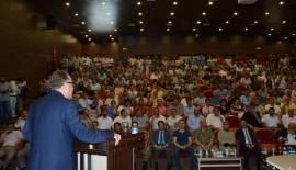 """Siirt'te """"15 Temmuz Darbe Girişimi ve 2. Kurtuluş Savaşı"""" konferansı Düzenlendi"""