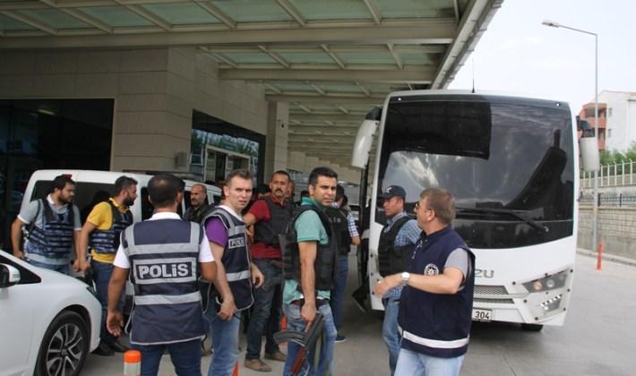 Terör Örgütünden 9 Kişi Tutuklandı