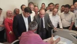 Siirt'te İlk Kez 2 Hastaya Kalp Pili Takıldı