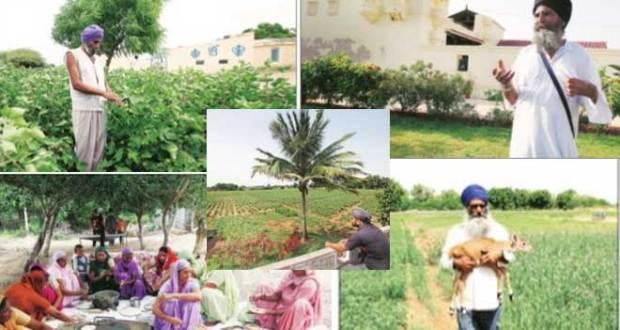 Sikh farmers gujrat