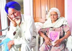 Ajaib Singh, Kuldip's father