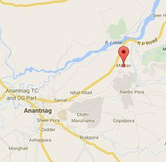 Clash leaves several hurt in Mattan, Kashmir