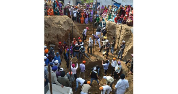 Fund shortage delays DNA testing of Ajnala martyrs' remains