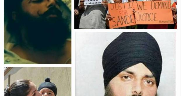 New York Sikhs demand feds' involvement after alleged hit-run hate attack.