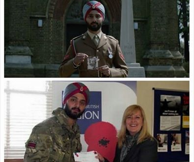 Lance Corporal Harmeet Singh