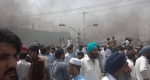 Peshawar Sikhs Seek Asylum after Terror Campaign Takes Teenager's Life..