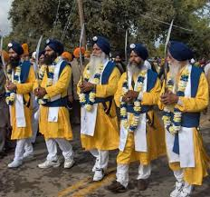 US Sikhs hold nagar kirtan in Yuba City