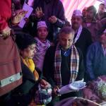 Malviya Nagar MLA and former Law Minister, Somnath Bharti.