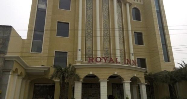 An upcoming hotel in Muktsar belonging to Jathedar.