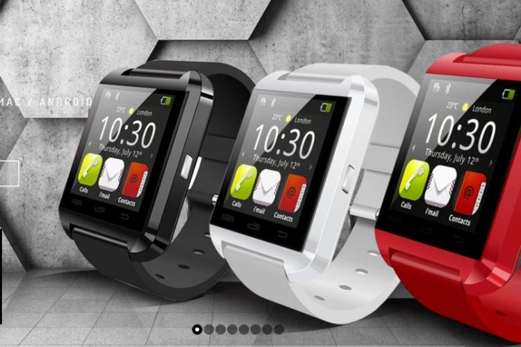 RELOJ SAMI 2302 WEARABLE SMARTWATCH
