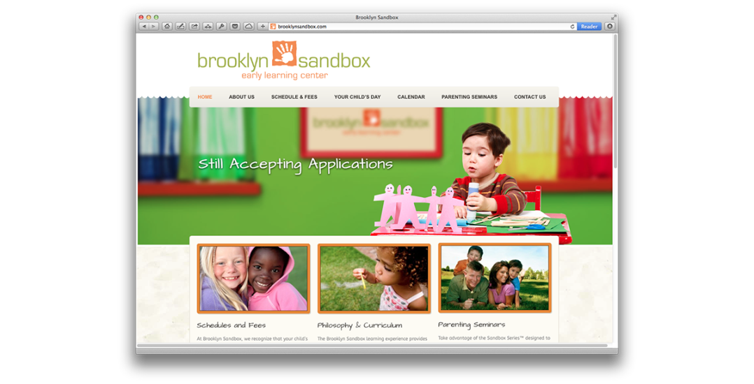 Brooklyn Sandbox Homepage