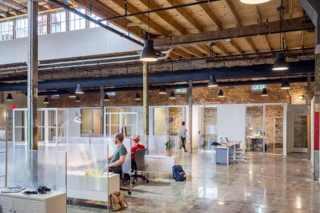The Warehouse coworking