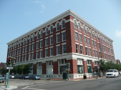 A new workspace is moving into the Contemporary Arts Center in New Orleans. Photo courtesy of flickr user Reading Tom.