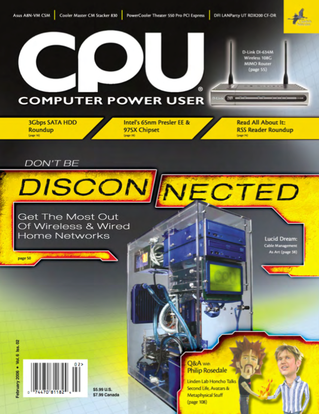 Cover from Feb 2006