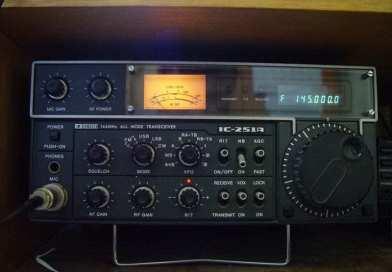 Paralysed using an Amateur Radio
