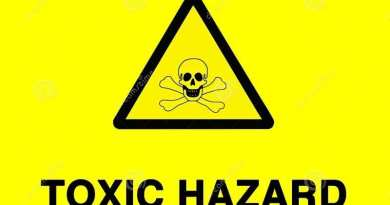 Safe And Toxic Household Items