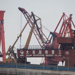 China's Shipyards on the Ropes