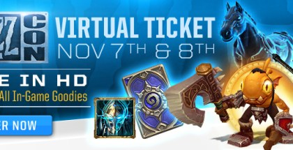 BlizzCon Goodies 2014