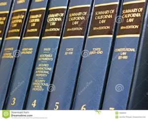 Bedbug_california-law-book