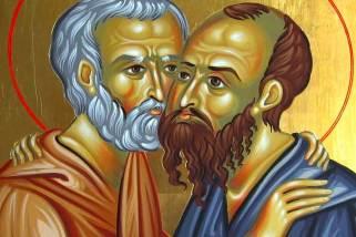 Peter versus Paul?