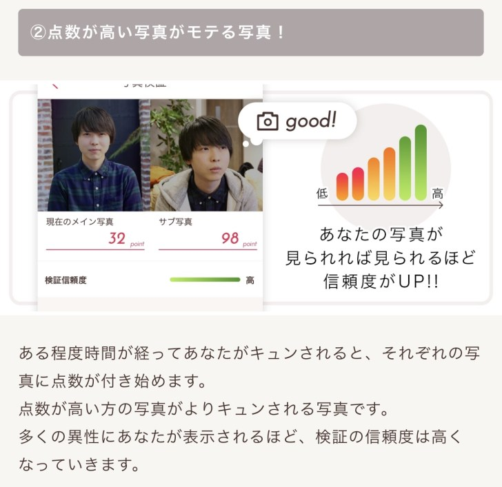 Qunme(キュンミー) 新スタイルの無料恋活・恋愛アプリ