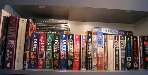 My Dune Novels