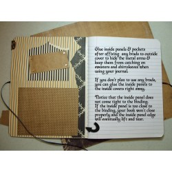 Small Crop Of How To Make A Journal