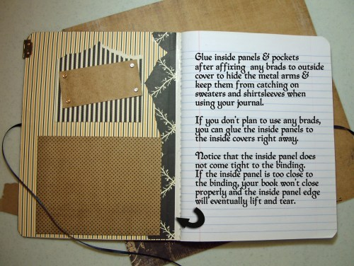 Medium Of How To Make A Journal