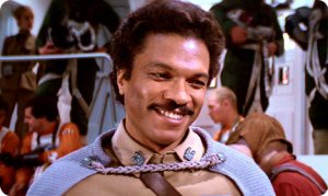 Original Lando: Billy Dee Williams
