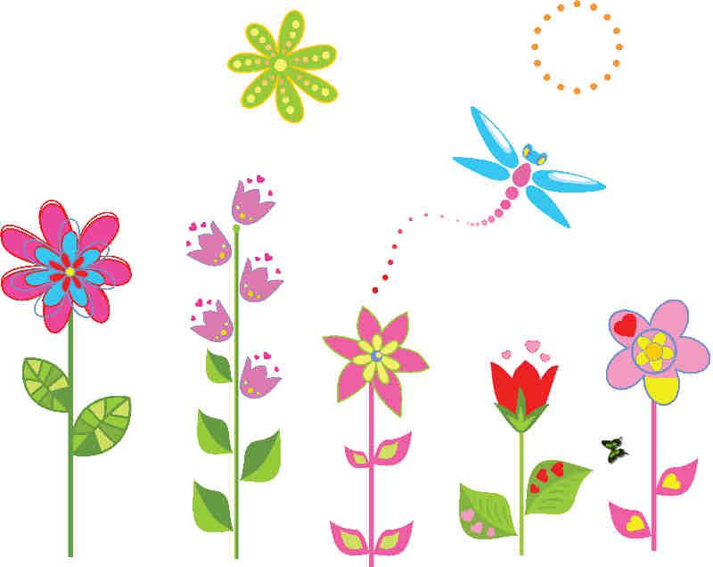 Flores y plantas - Marcos para plantas ...