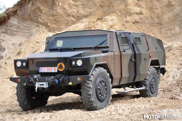 Polski Tur-2 lepszy od Hummera