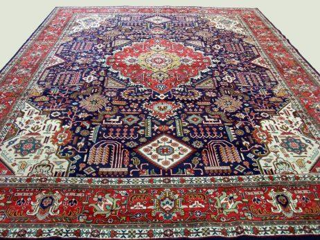Tabriz Quba motief 394 x 275