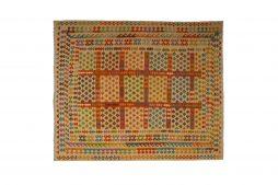 Oosterse Afghaan Khyber kelim  299 x 246 cm