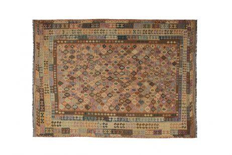Oosterse Afghaan Khyber kelim  352 x 248 cm