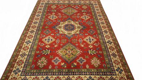 Kazak Oosters Tapijt 299  x 206 cm