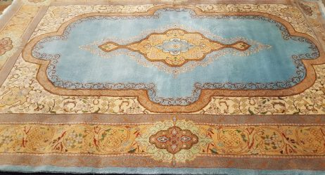 Kerman Perzisch tapijt  340 x 212 cm