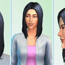 The Sims 4 Create-A-Sim Face 1