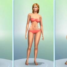 The Sims 4 Create-A-Sim Female