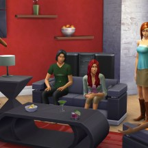 The Sims 4 Group