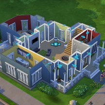 The Sims 4 House Inside