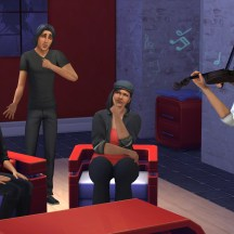 The Sims 4 Violin