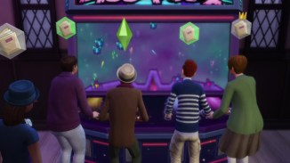 Sims 4 Get Together Arcade