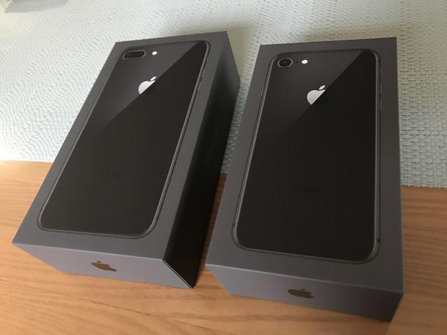 iPhone8とiPhone8 Plus