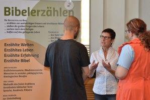 Weiterbildungspreis des Landes Brandenburg 2018, Bibelerzählen, Simone Merkel