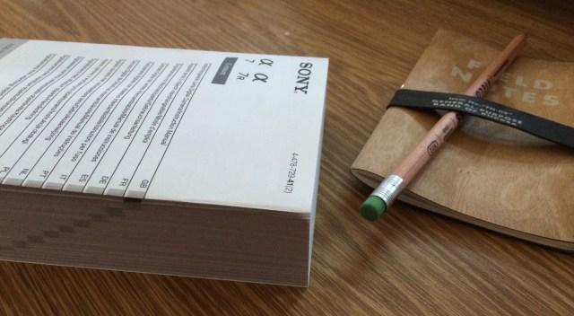 Sony A7R Instruction Manual