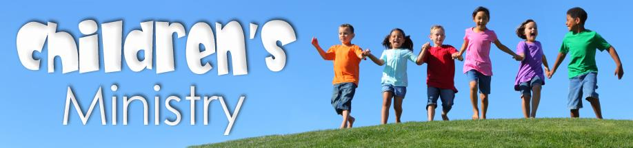 childrens ministry header