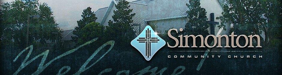 Welcome To Simonton Community Church
